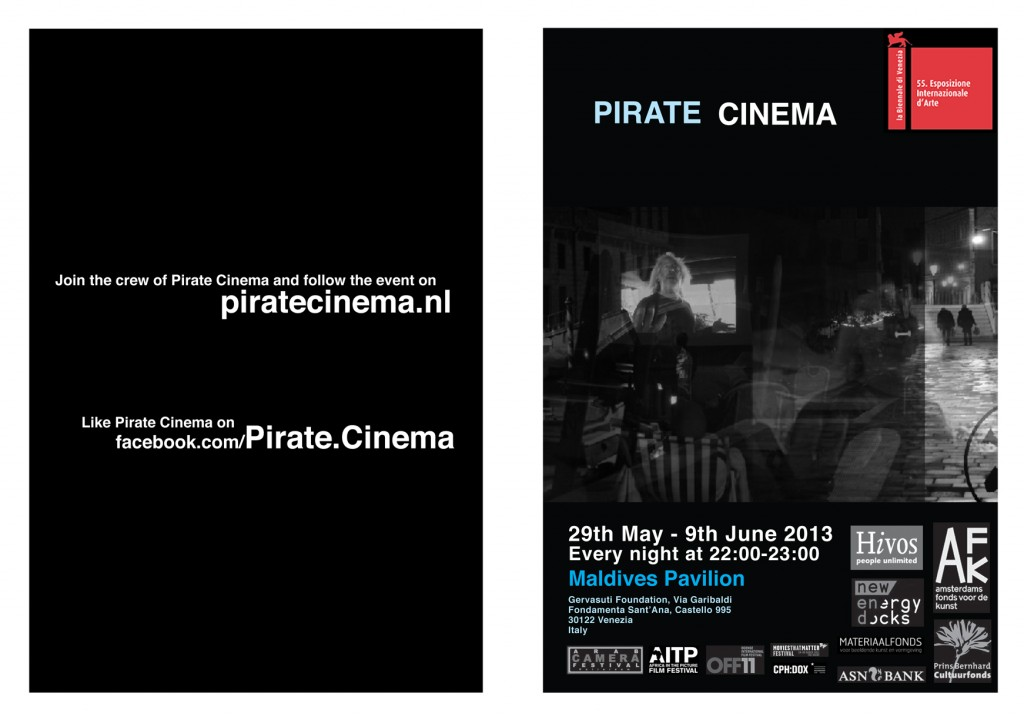 Pirate Cinema Program